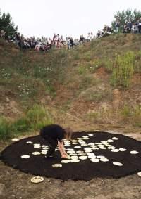 8 LAND ART FESTIVAL Dziady by Katarzyna Sienkiewicz