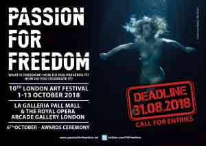 passion for freedom competition
