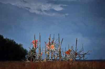 Praca Azuma Katsuhiko Earth is generous and free fot Dorota Awiorko