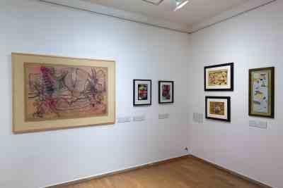 AbstrakcePL, Muzeum moderního umění Olomouc, Trojlodí, photo Zdeněk Sodoma (30)