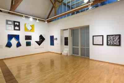 AbstrakcePL, Muzeum moderního umění Olomouc, Trojlodí, photo Zdeněk Sodoma (5)
