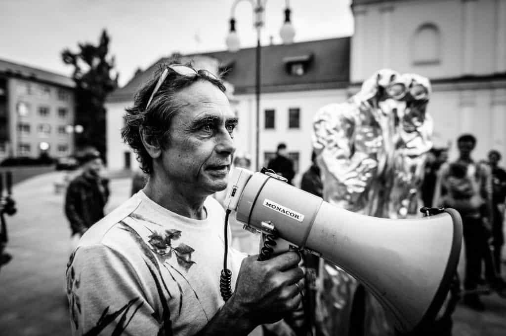 Krzysztof Sołowiej, 10 Festival of Art in Public Spaces, Open City, Lublin