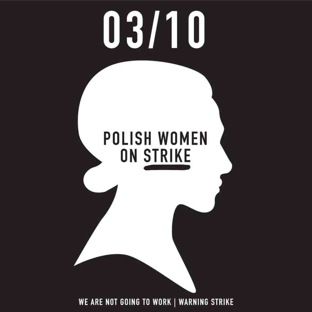 Ola Jasionowska, POLISH WOMEN ON STRIKE