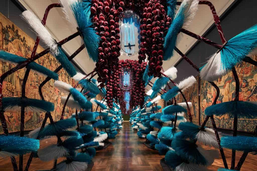 THE ONION FARM BY HENRIK VIBSKOV-CREDIT ANDY STAGG, LONDON DESGIN FESTIVAL