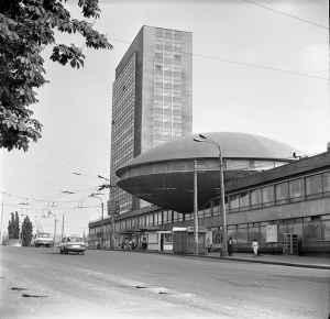Institute of Scientific and Technical Information, Kiev, Ukraine, 1971