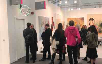 POLISH PRESENCE AT FRIEZE LONDON