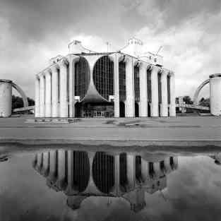 The Fyodor Dostoevsky Theater of Dramatic Art, Veliky Novgorod, Russian Federation, 1987