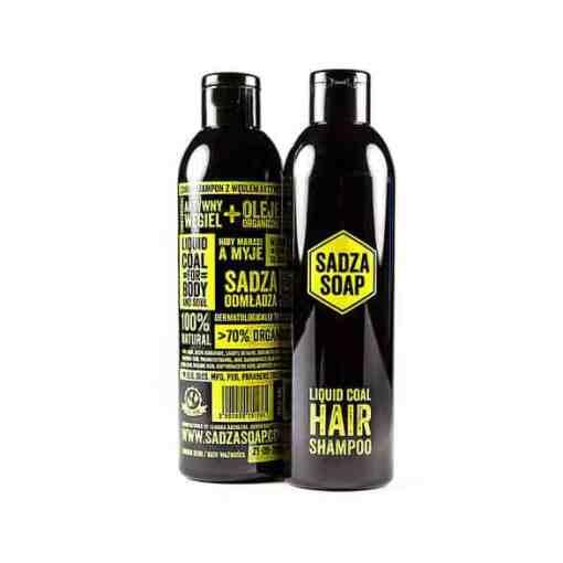 Sadza Soap Hair Shampoo