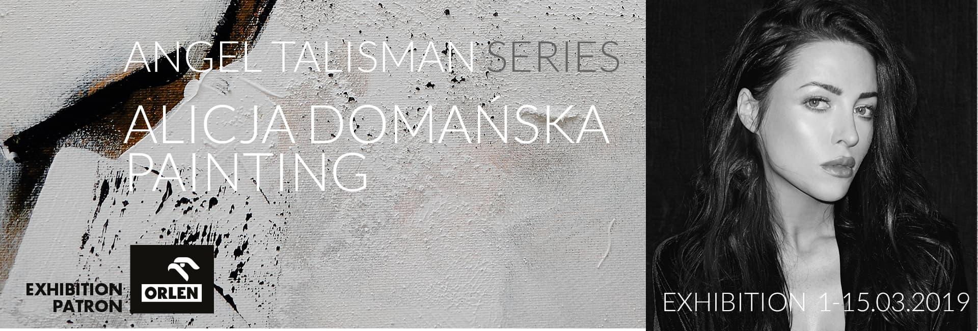 Domańska exhibition