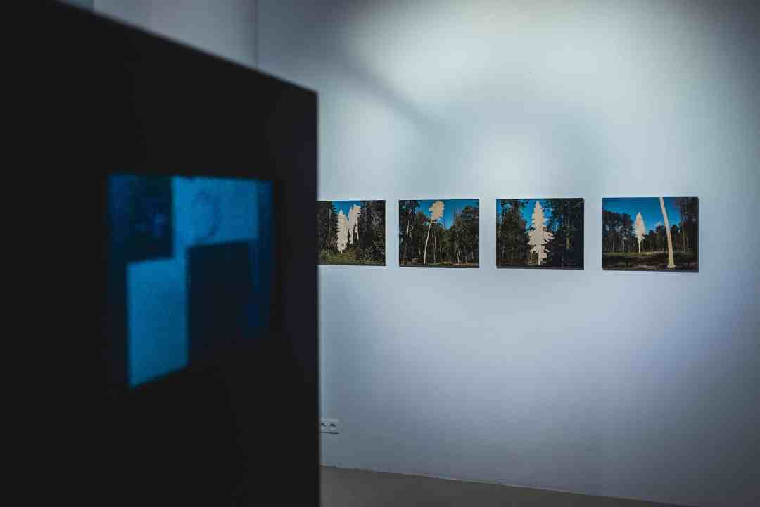 """Geometry of Imagination"" - exhibition,the Gdańsk City Gallery"