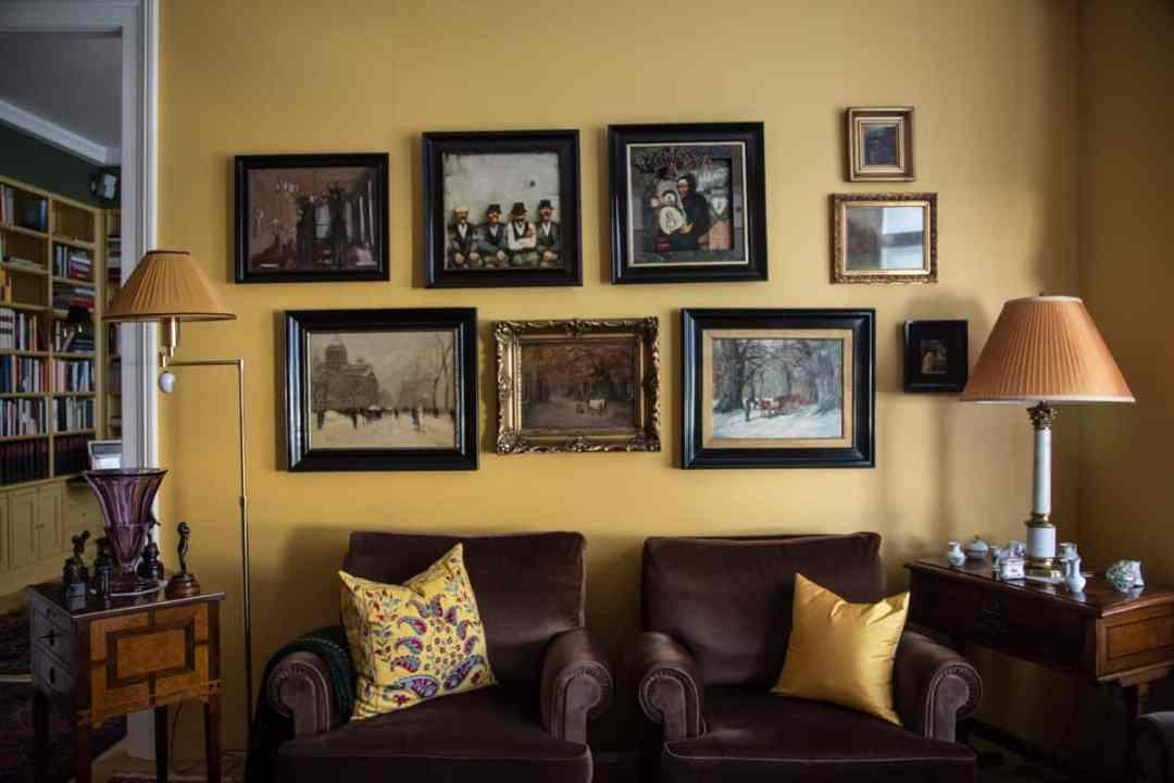 Veronica Taussig's collection, photo: Ula Tarasiewicz