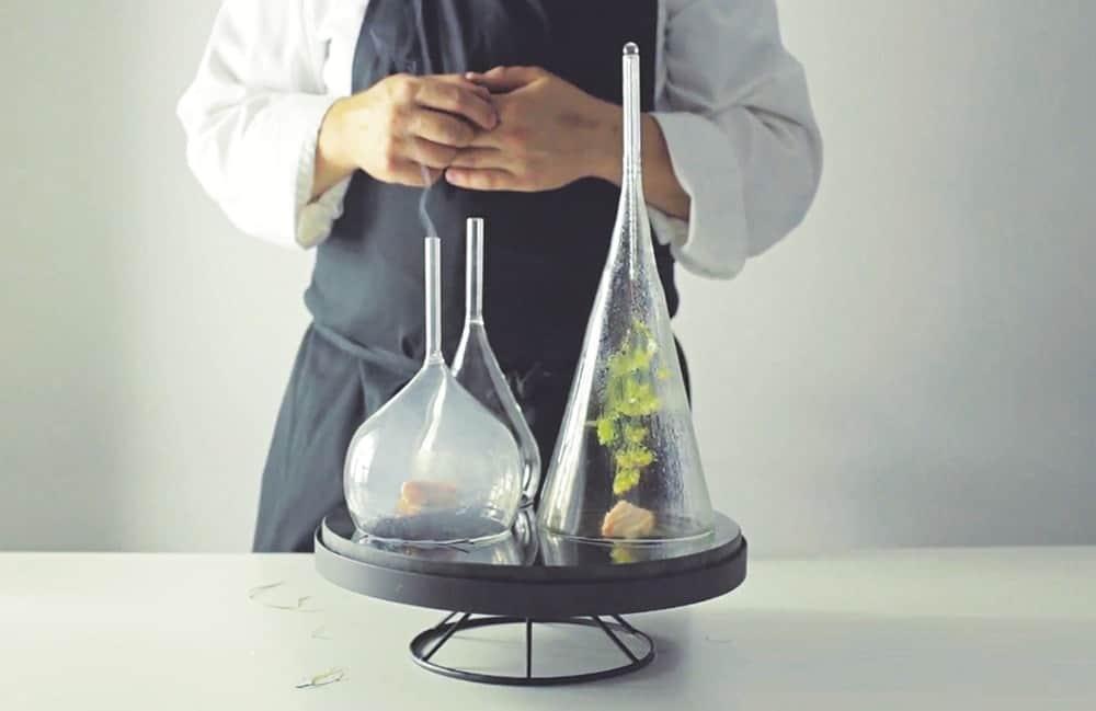 Laboratory of Senses by Magdalena Cieślak