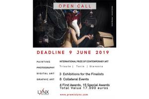 lynx art prize 2019 art competition
