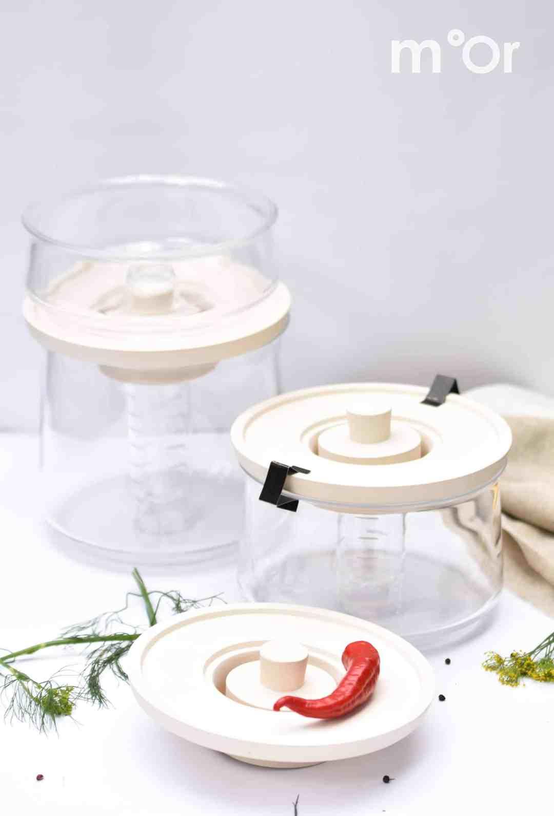 M°Or, Homemade Fermentation Set by Katarzyna Wasilewska