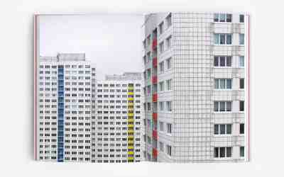 A PHOTOGRAPHIC JOURNEY THROUGH THE CONCRETE LANDSCAPES OF THE FORMER EASTERN BLOC