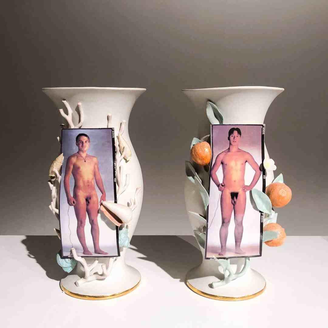 Galleria-Antonella-Villanova focus on Attai Chen, Daniel Kruger and Bettina Speckner.