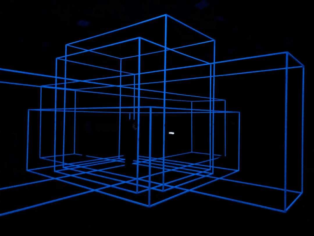 "Antony Gormley, ""BREATHING ROOM II"", 2010"