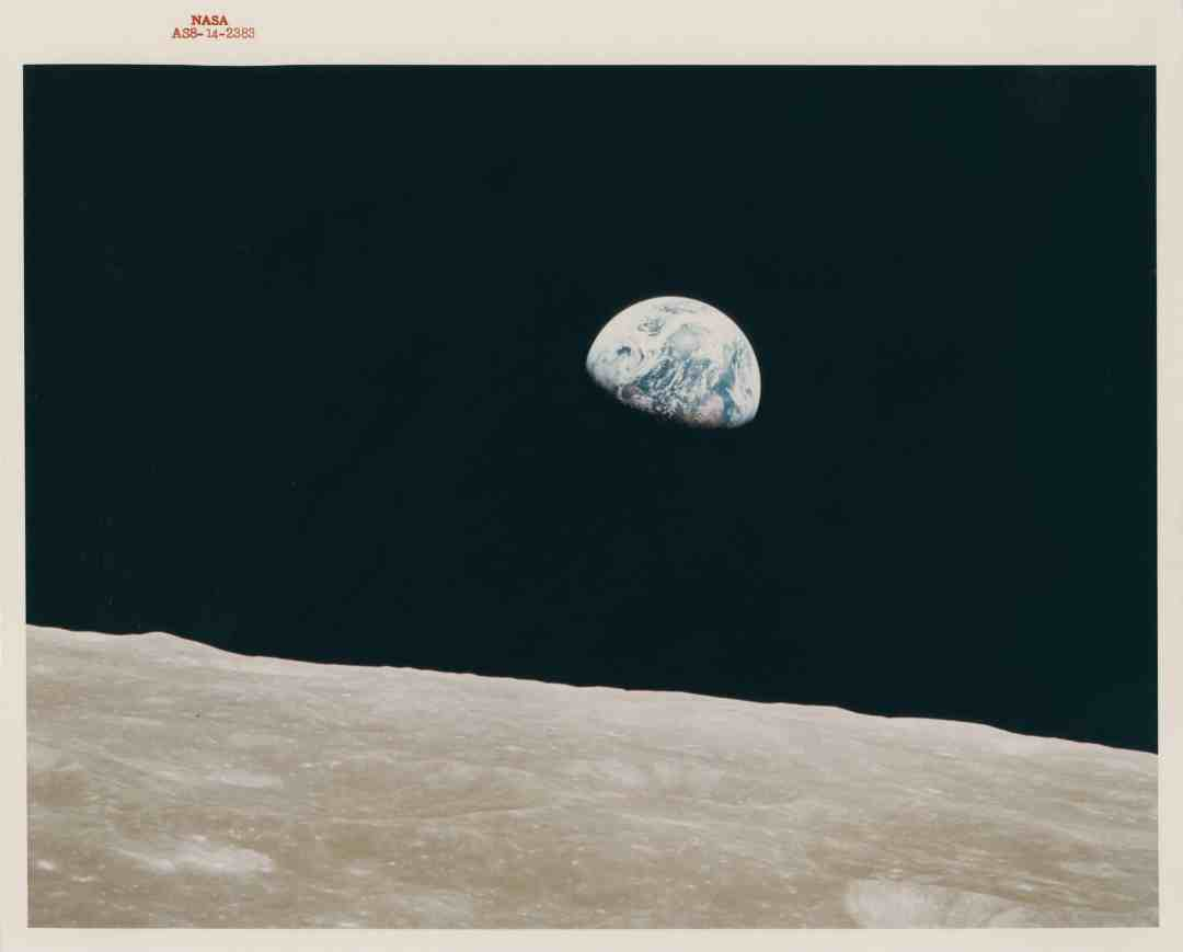 Mondlandung Anders, Nasa, Apollo 8
