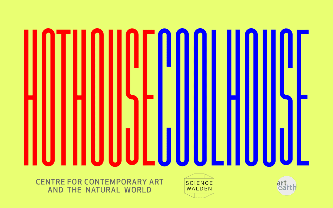 Art-Science hothouse residency: Tasting the change