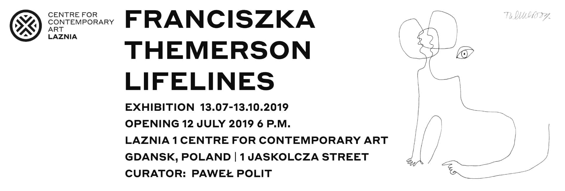 franciszka themerson baner exhibition