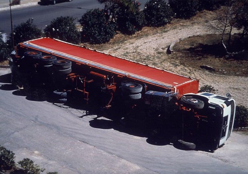 Paola Pivi, Camion, 1997