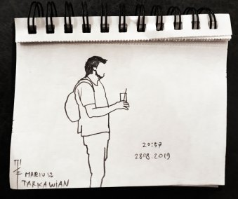 Mariusz Tarkawian Break my art event (11)