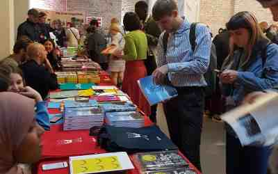 6 INDIE MAGAZINES DISCOVERED AT LONDON ART BOOK FAIR 2019