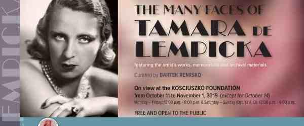 Tamara de Lempicka exhibition