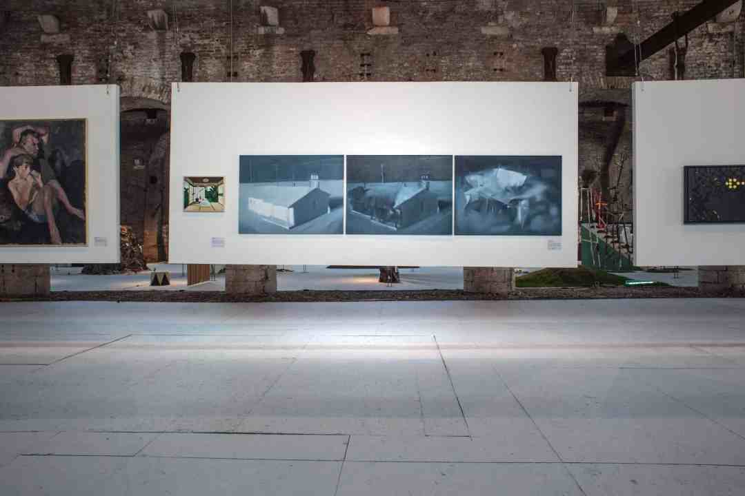 "Ryszard Szozda, Test #03"", exhibition, the 13th edition of Arte Laguna Prize,"