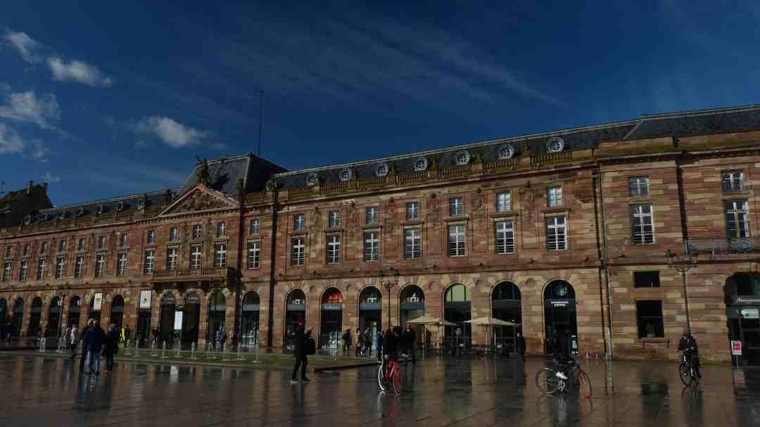 Aubette, Strasbourg, France