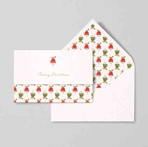 """""""Snowman"""" card 