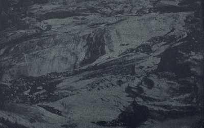 ART RESIDENCY: AGNIESZKA KOZŁOWSKA – THE ALPINE LANDSCAPE AND THE EXPERIMENTAL PHOTOGRAPHIC TECHNIQUE