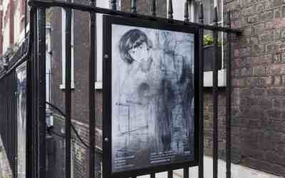 IN PARADISE – A SOLO EXHIBITION BY MARGARITA GLUZBERG AT PUSHKIN HOUSE IN LONDON