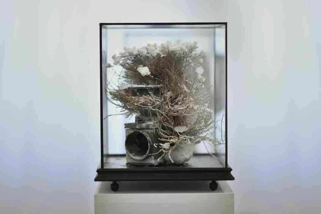 Wojciech Ireneusz Sobczak, exhibition view, 2018, Henryk Gallery, Kraków, photo: Edyta Dufaj