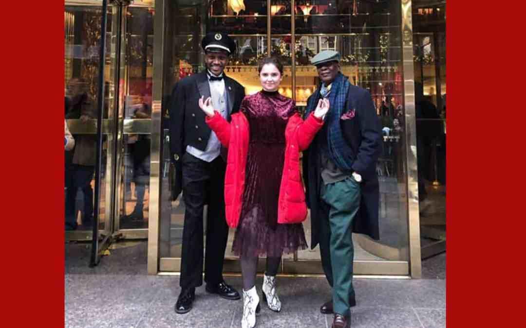 ART RESIDENCY: BARBARA GRYKA – NETWORKING IN NEW YORK