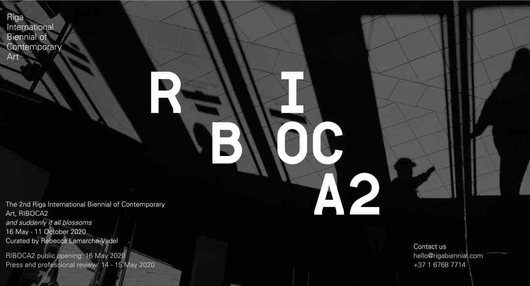 Riga Biennale 2020