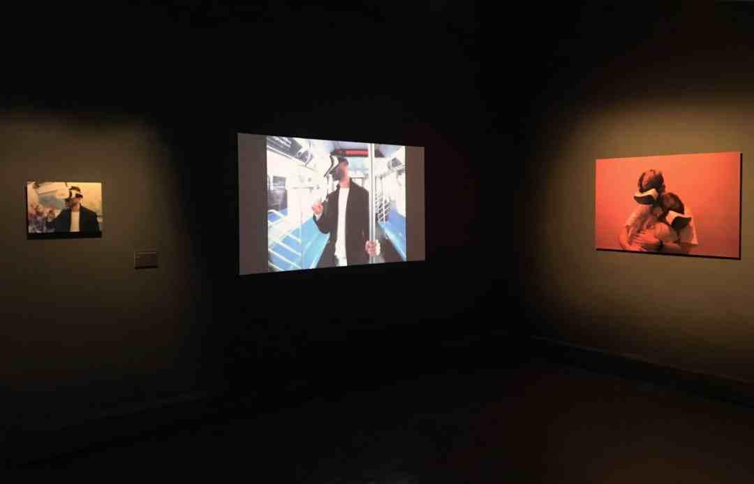 Data Dating, Watermans Art Center, 2020, exhibition.