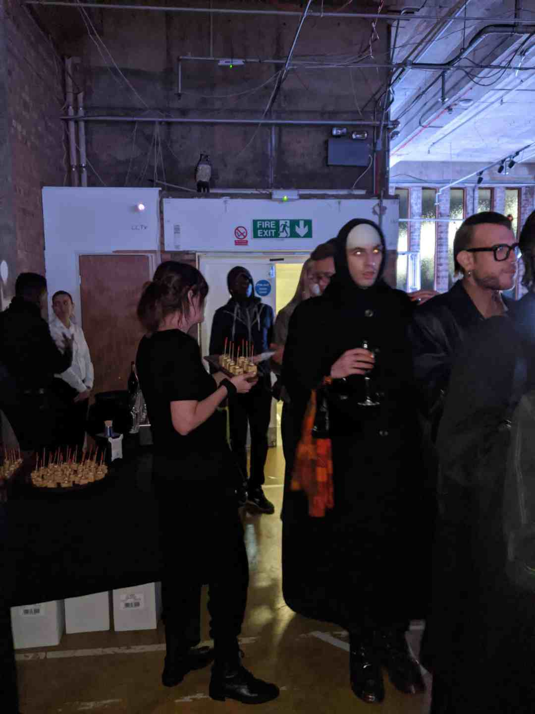 ©®38191613162016135195209451435. Spanish tapas by London Basque Kitchen. AuctionCR28112019, 2019, The Biscuit Factory, London