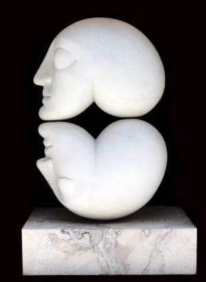 Victor Brauner, Signe (Le vent), 1942, Cimetière de Montmartre, Paris