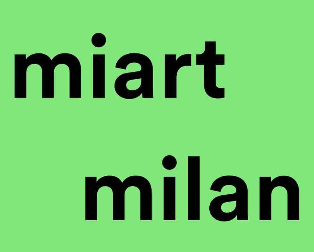 miart milan 2020