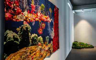TRIENNIAL OF TAPESTRY – ONLINE VIEWING