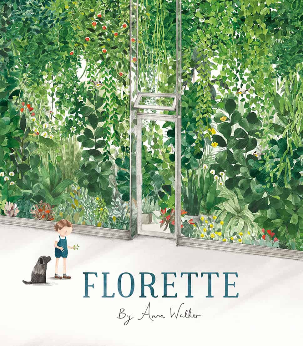 """Florette"" by Anna Walker © Penguin Random House Australia, 2017"