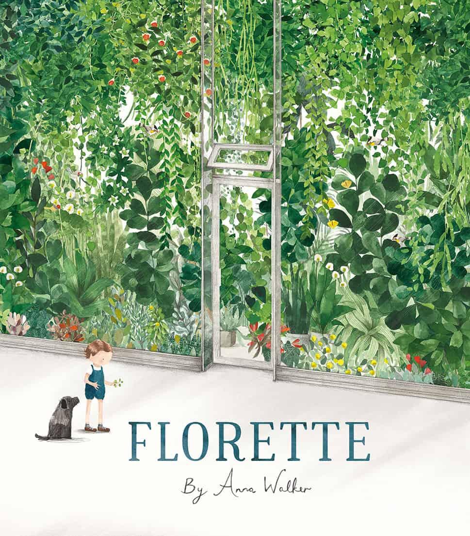 """""""Florette"""" by Anna Walker © Penguin Random House Australia, 2017"""