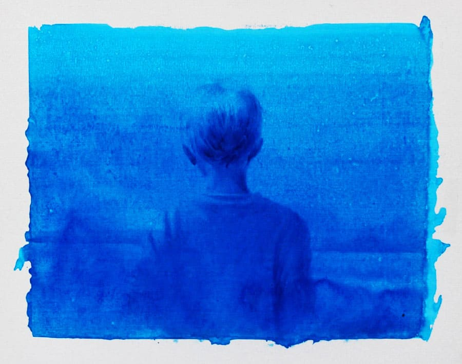 Andria Dolidze - Boy, 2014