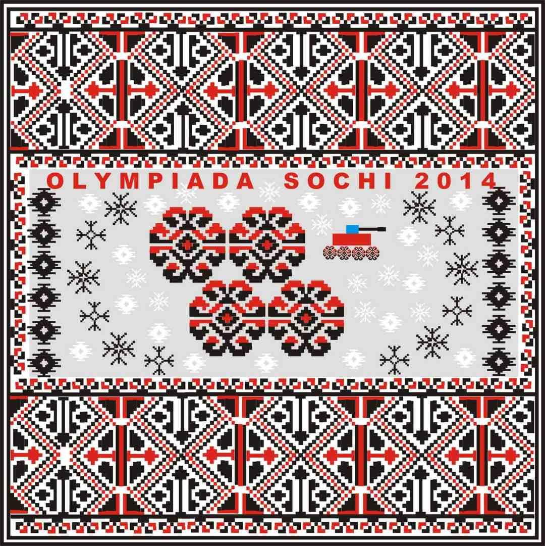 "Bella Logachova, ""Art NUO"", 2014–2020, ""Olympiada Sochi 2014"""