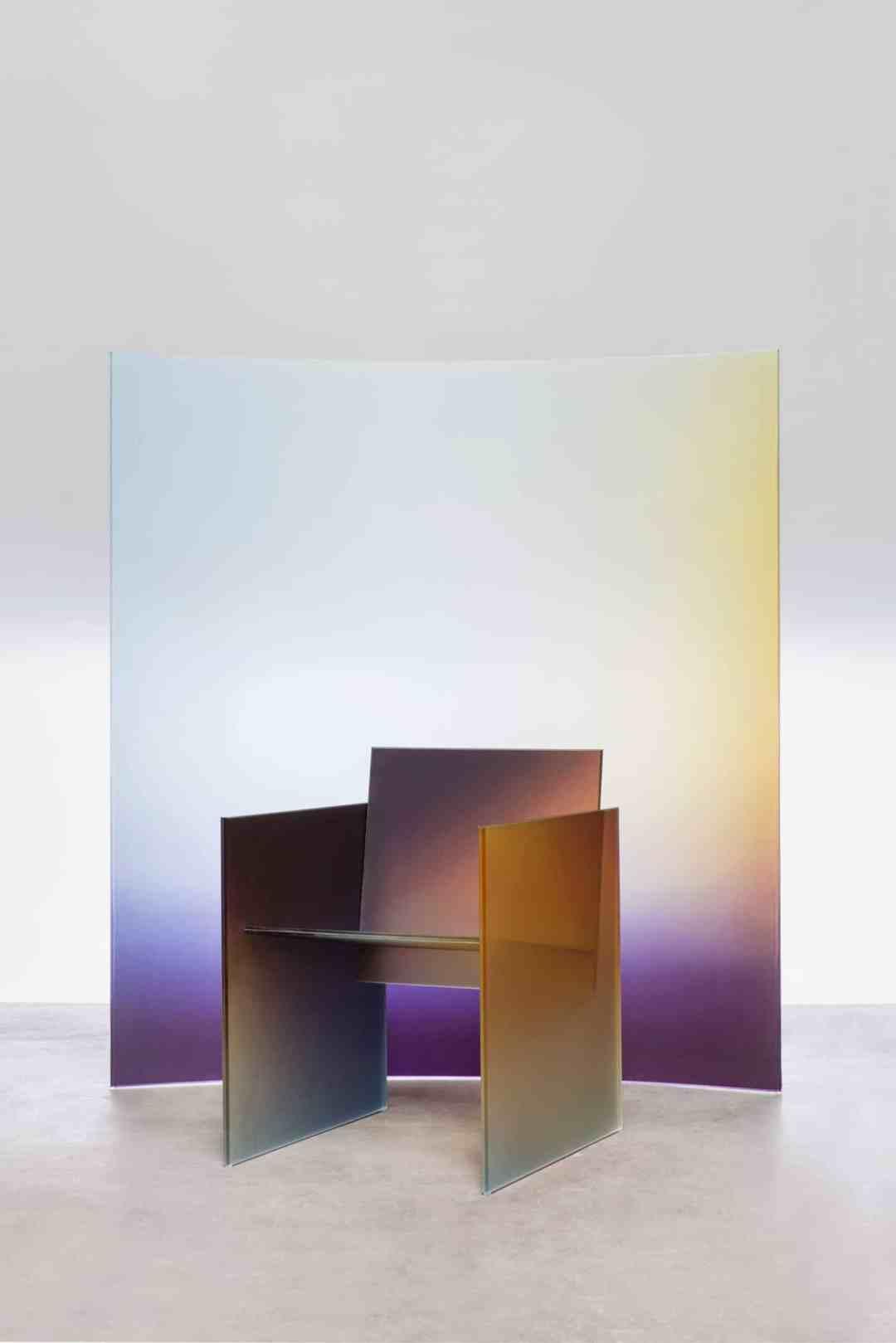Germans Ermics, Wide Horizon Screen, Kleureyck - Van Eyck's Colours in Design, the Design Museum, Ghent