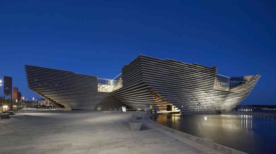 V&A Dundee Scotland, ©Hufton Crow.