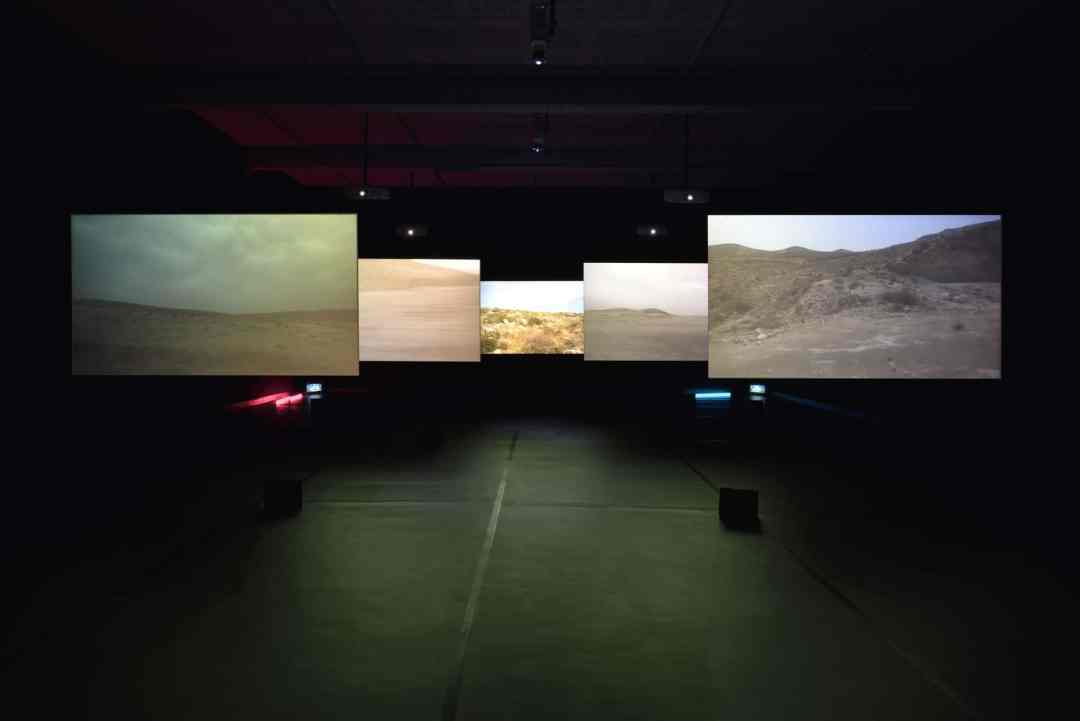 Chantal Akerman, NOW, 2015. Courtesy Fondation Chantal Akerman and Marian Goodman Gallery, New York, Paris, London. Photo: Rebecca Fanuele