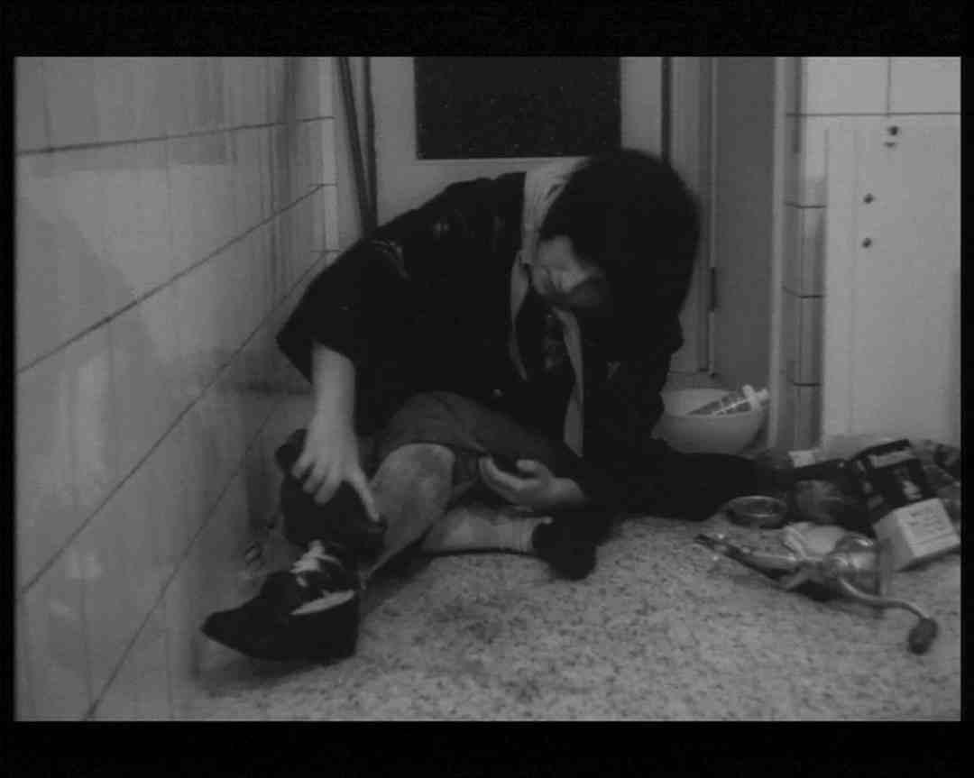 Chantal Akerman, Saute Ma Ville, 1968