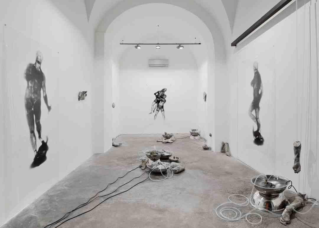 La Femme Fontaine, 2017, Materia Gallery
